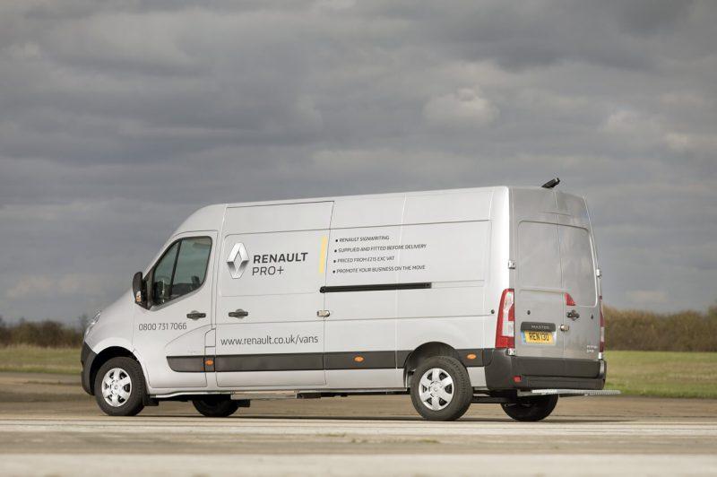 Фото авто Renault Master