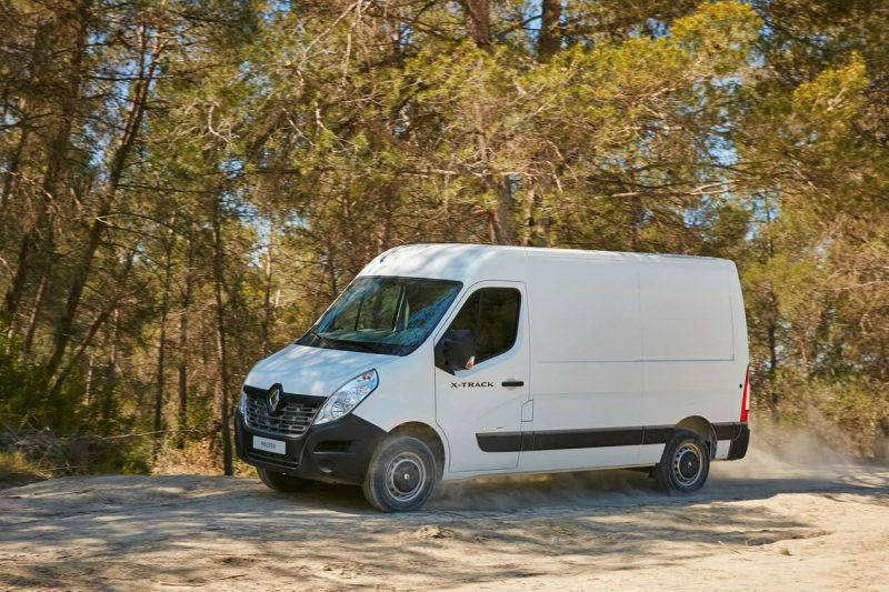 Фургон Renault Master 3