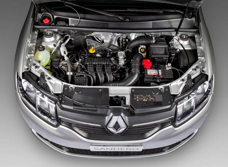 Двигатель Renault Sandero II