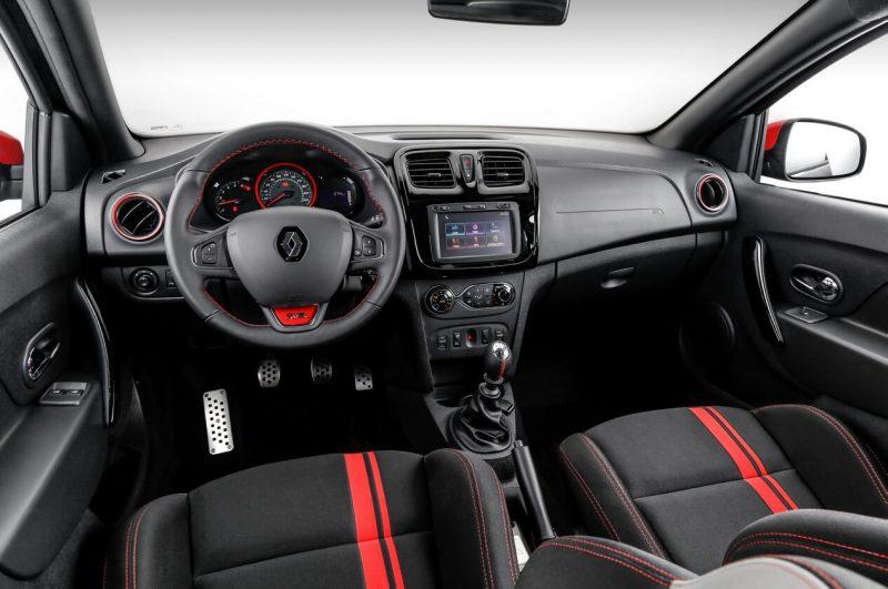 Renault Sandero тюнинг салона