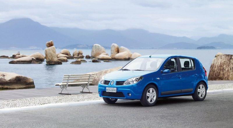 Фотография Renault Sandero I