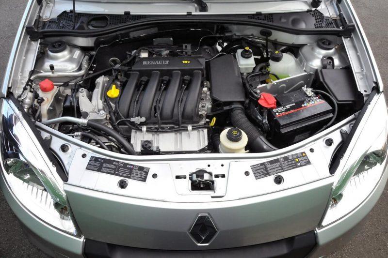 Двигатель Renault Sandero I