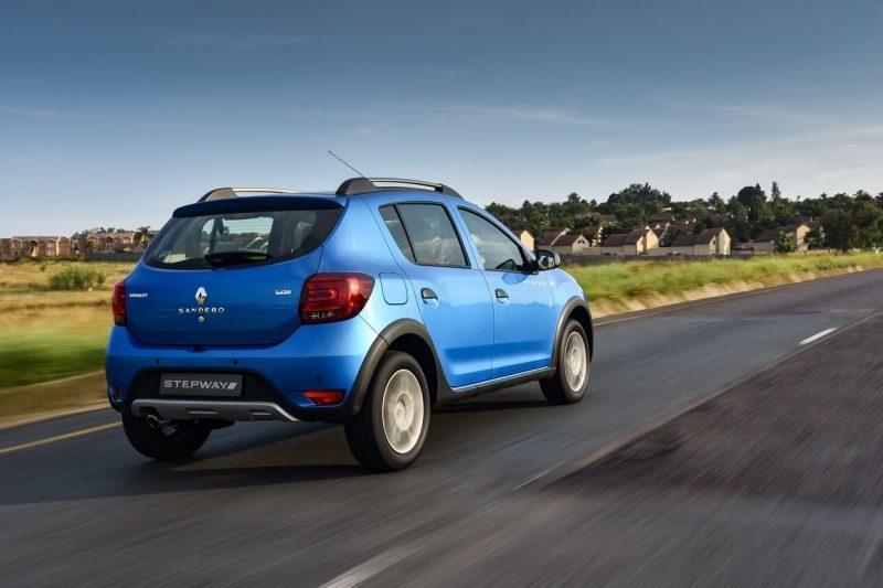 Renault Sandero Stepway рестайлинг