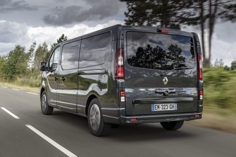 Фото Renault Trafic SpaceClass