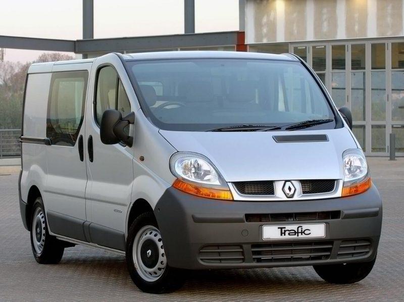 Фото авто Renault Trafic Kombi