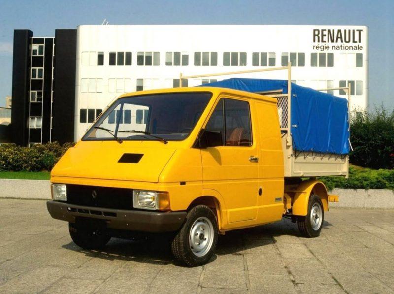 Renault Trafic фотография