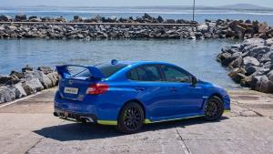Subaru Impreza 22b WRX STI