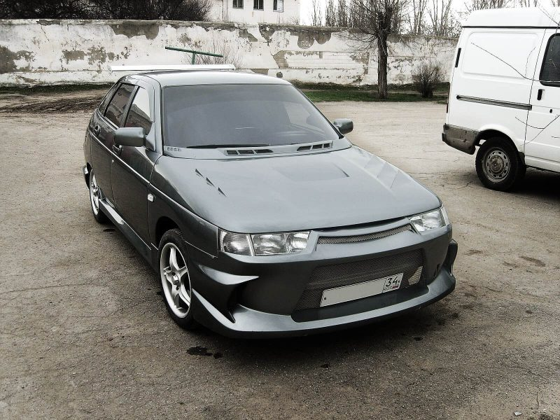 Тюнинг ВАЗ-2112