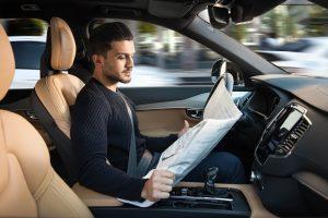 Официально: Uber презентовал беспилотный автомобиль
