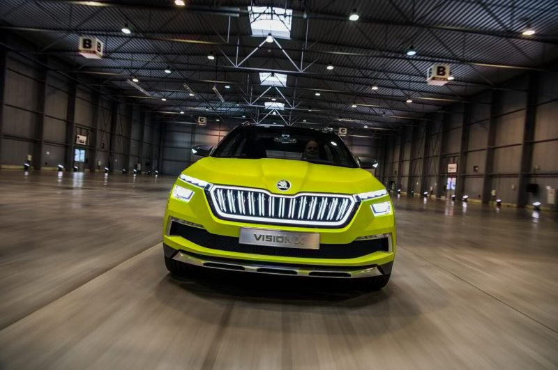 Фото Škoda Vision X