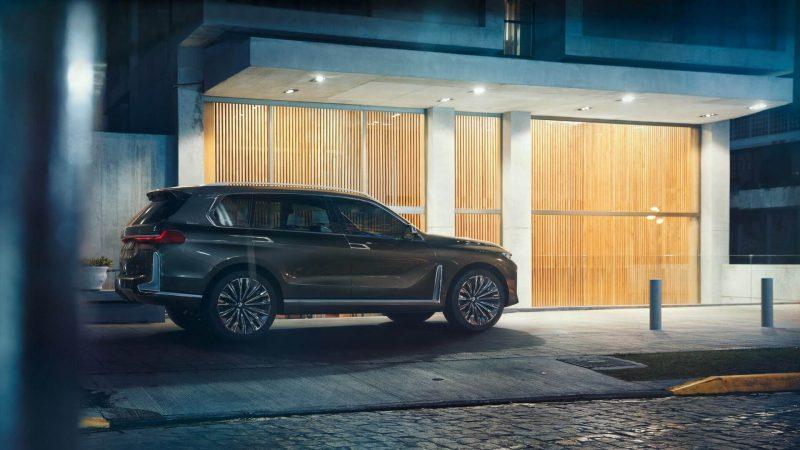 BMW X7 фото авто
