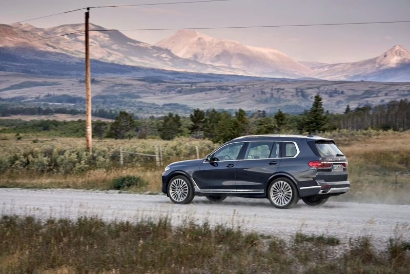 Фото авто BMW X7