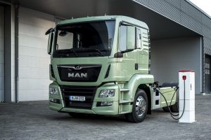 MAN TGS 4×2 BLS-TS CNL Electric