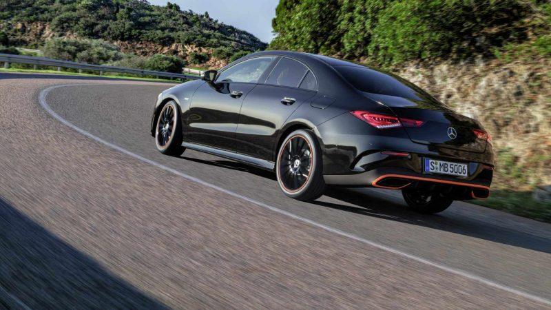 Обновление Mercedes-Benz CLA 2019: что нового?