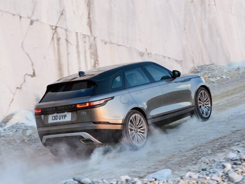 Авто Range Rover Velar 2017