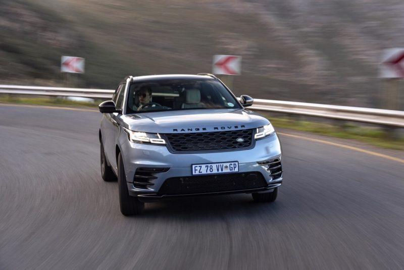 Фото Land Rover Range Rover Velar