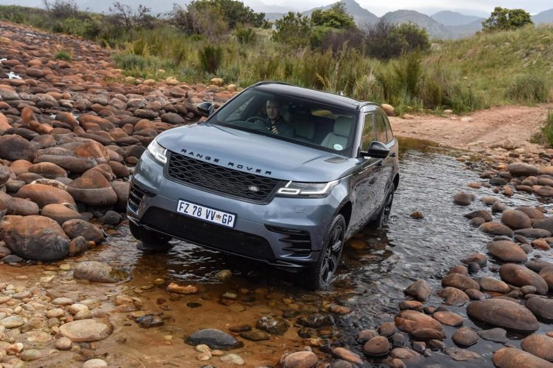Фото авто Range Rover Velar