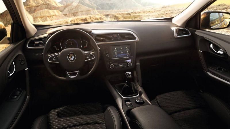 Renault Arkana интерьер