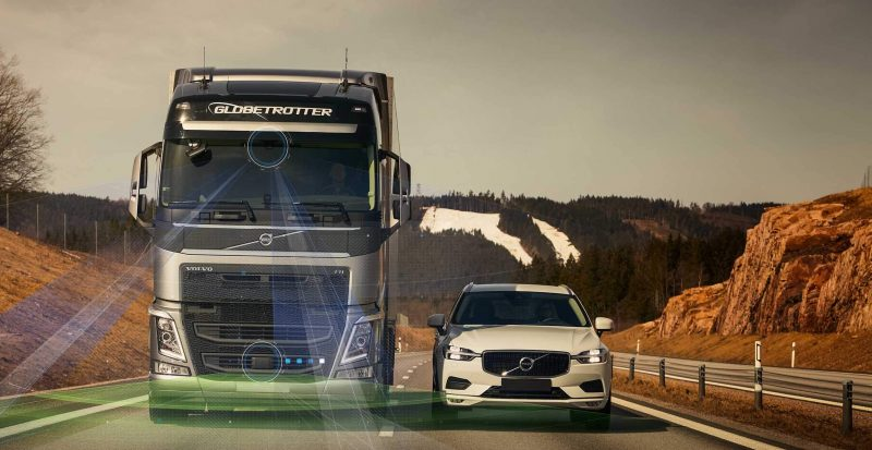 Безопасность Volvo FH