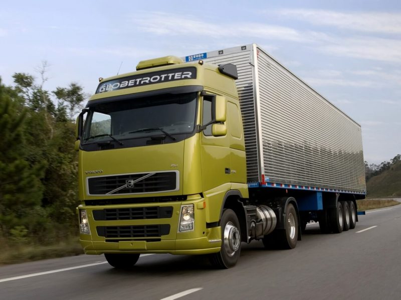 Volvo FH 520 4×2T Globetrotter
