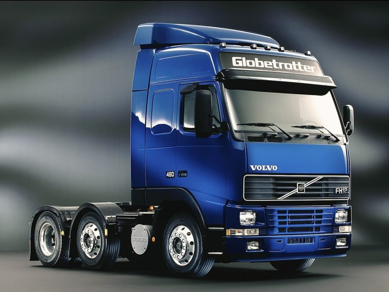 Фото Volvo FH12 Globetrotter