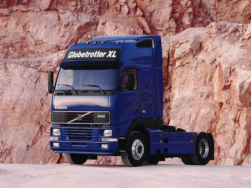 Volvo FH12 4×2 Globetrotter XL