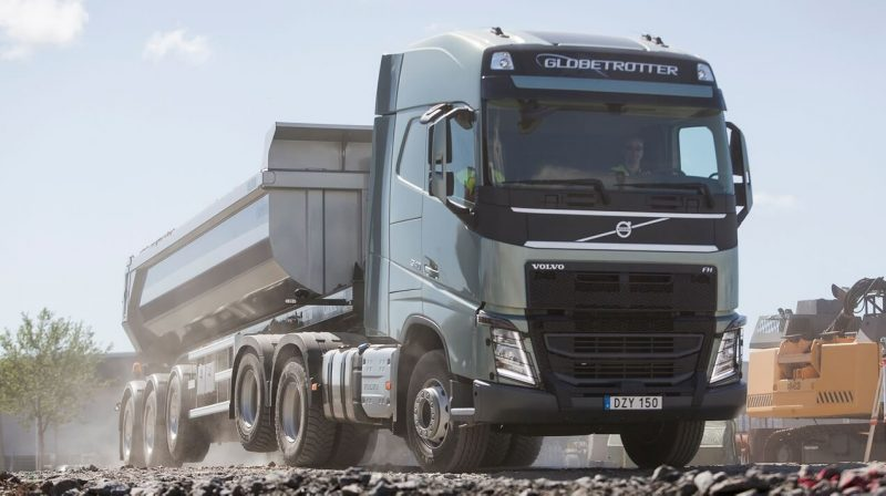 Volvo FH 2012 года