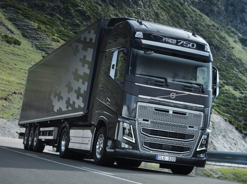 Volvo FH16 750 4×2 tractor Globetrotter XL