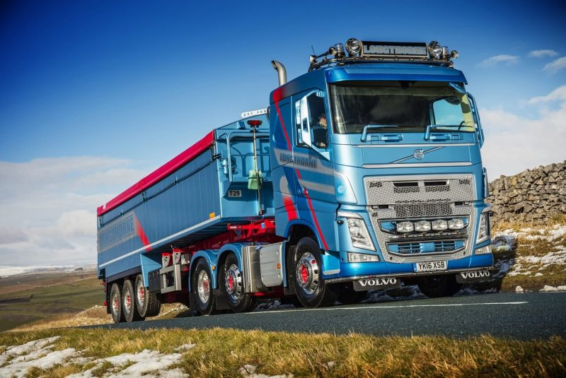 Volvo FH 540 6×2