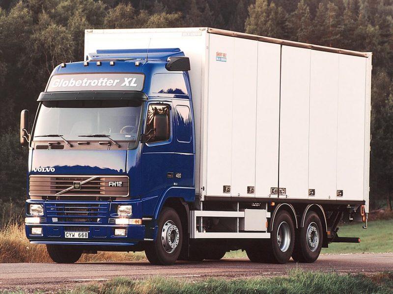 Фото Volvo FH12 4×2 Globetrotter XL