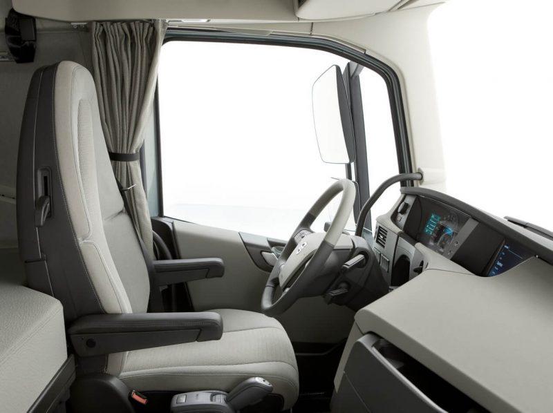 Салон Volvo FH 540