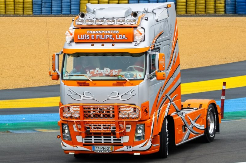 Тюнинг Volvo FH