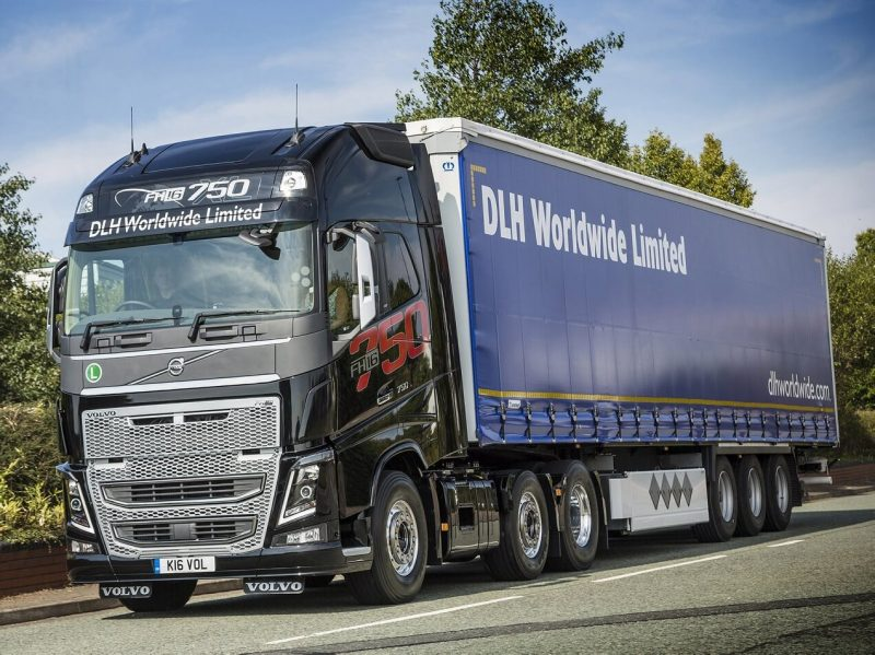 Volvo FH16 750 6×2 tractor Globetrotter XL