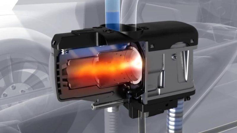 Особенности жидкостных подогревателей двигателя «Вебасто»