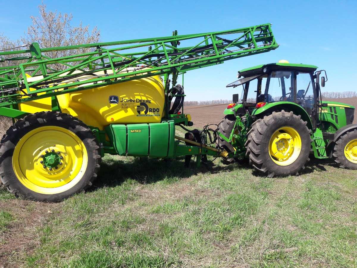 Цена трактора John Deere