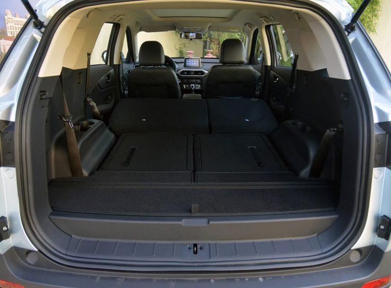 Багажник DONGFENG S560