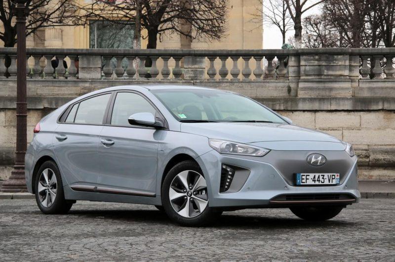 Hyundai Ioniq Electro фото авто