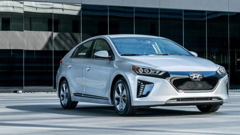 Hyundai Ioniq фото авто