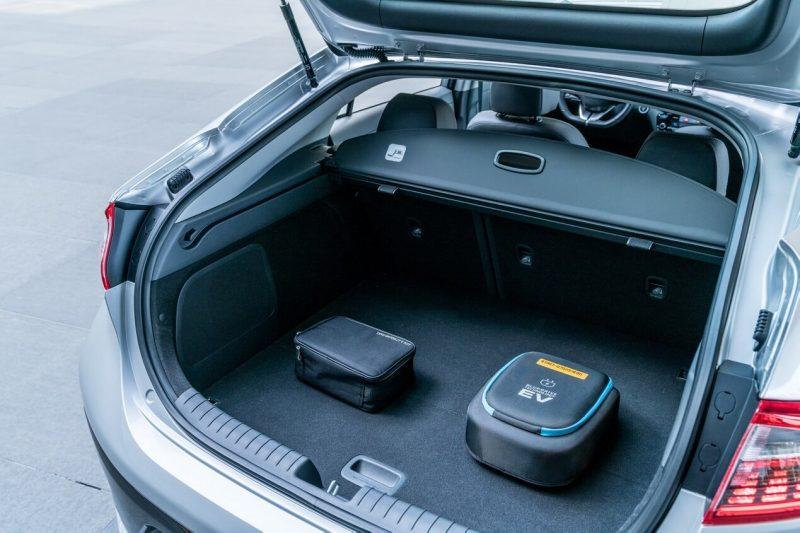 Багажник Hyundai Ioniq