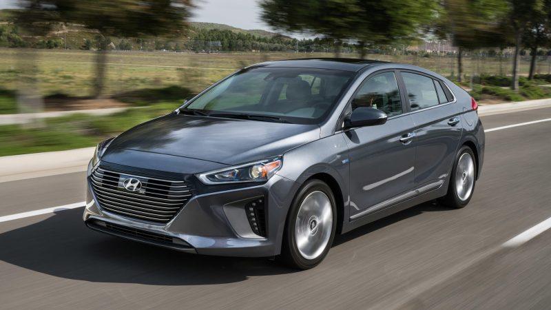 Авто Hyundai Ioniq Hybrid