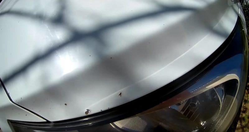Состояние кузова Hyundai Solaris