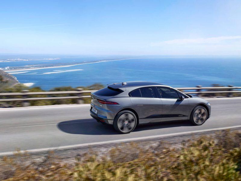 Jaguar I-Pace фото авто