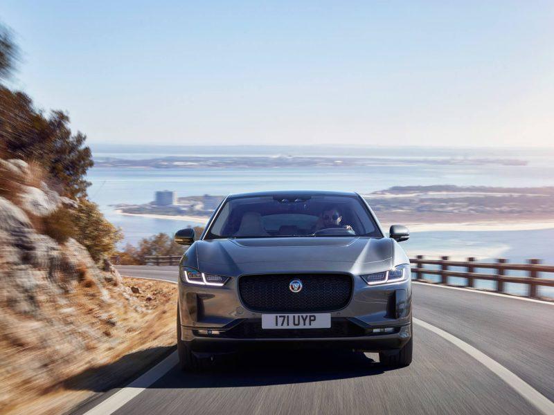 Jaguar I-Pace фотография авто