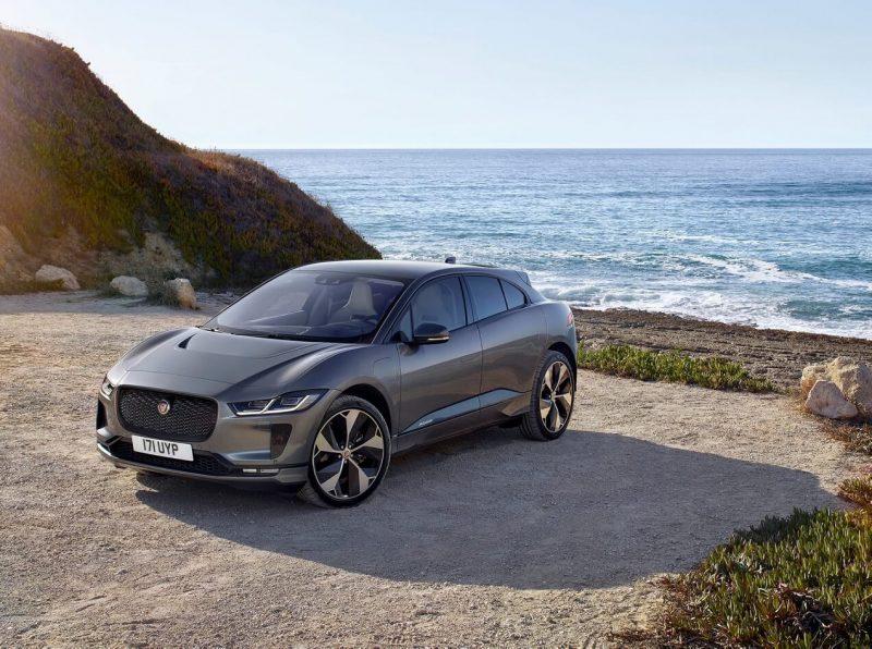 Фото авто Jaguar I-Pace