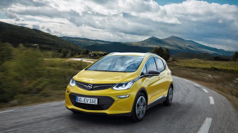 Фото авто Opel Ampera-e