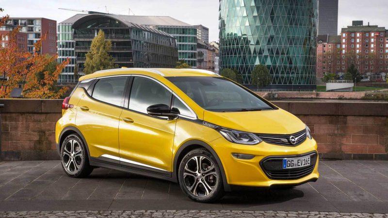 Авто Opel Ampera-e