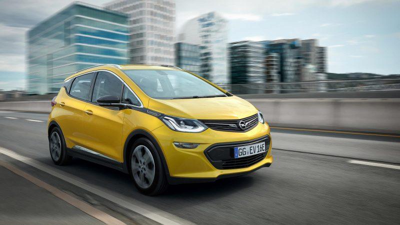 Фото Opel Ampera-e