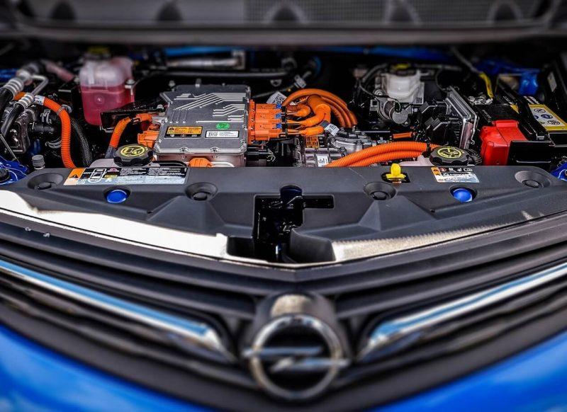 Двигатель Opel Ampera-e