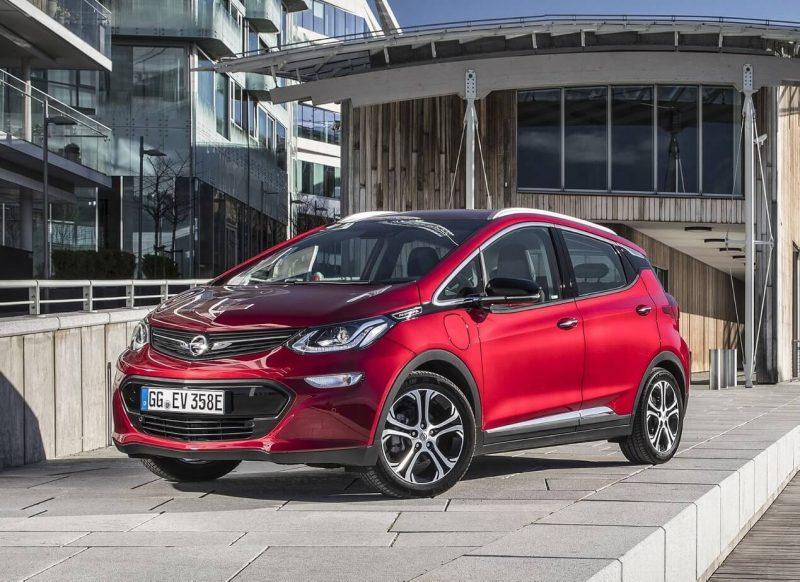 Фото автомобиля Opel Ampera-e