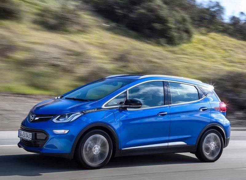 Opel Ampera-e 2017 года
